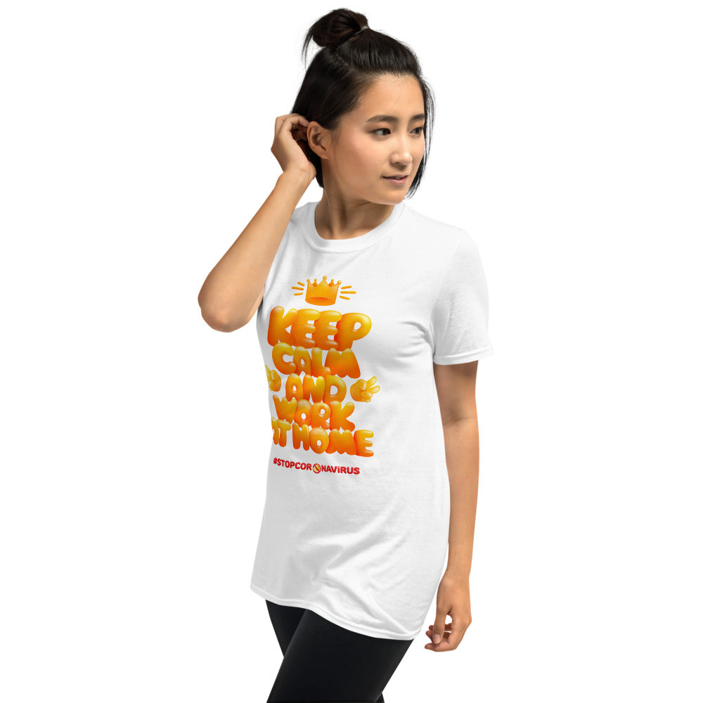 Work at Home Tee