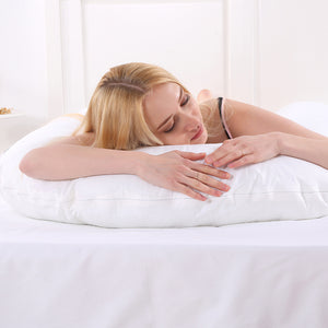 "Comfortable U Type Pillow + FREE Book ""Dealing with Back Pain"""