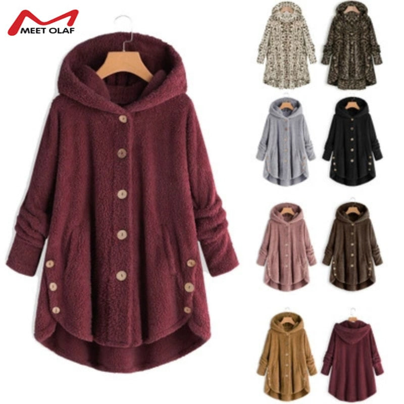 2020 Autumn/Winter Fashion Women's Cape