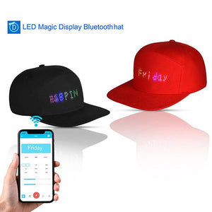 Support your Kids LED Baseball Hat