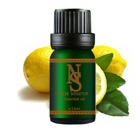 Aromatherapy Lemon Essential Oil