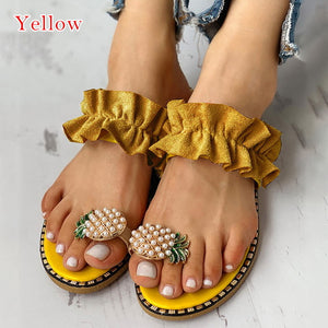 Slipper Pineapple Pearl