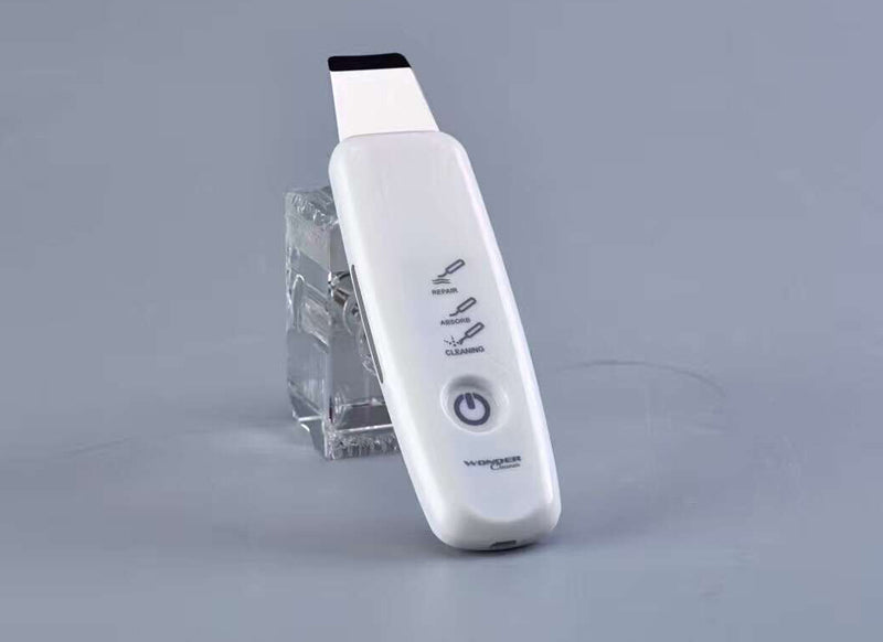 Ultrasonic Therapy Facial Pore Cleaner