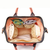 Multi-funtional maternity nappy bag
