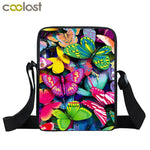 Load image into Gallery viewer, Messenger Bag for Women Designer Butterfly Printing