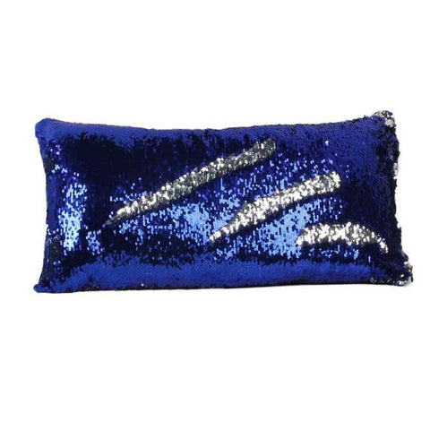 Rectangle Sequins cojines   Bed decoration Festival Pillow Case Cushion Cover Reversible Sequin Mermaid drop shipping almofada