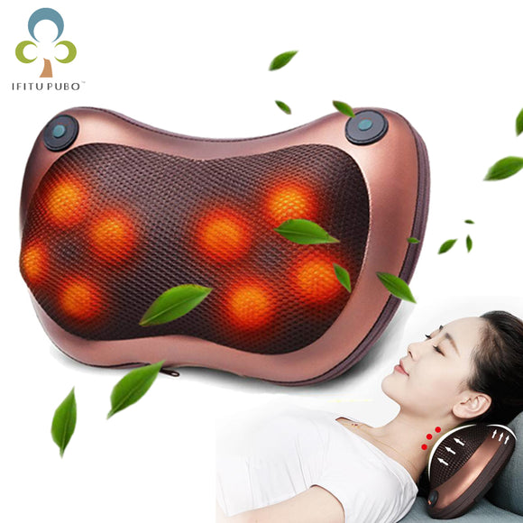 Electric Infrared Pillow Massager + FREE Book