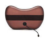"Electric Infrared Pillow Massager + FREE Book ""Dealing with Back Pain"""