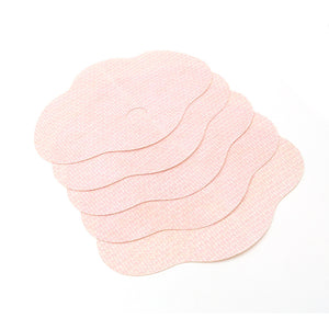 Glamorous Belly Slimming Patch Set 5PCS