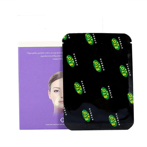 10Pairs/Box Women Anti-Aging Face Anti Nasolabial