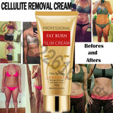 Body Naturals Fat Burning & Reduce Cellulite