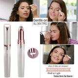 Electric Finishing Touch Eyebrow Trimmer