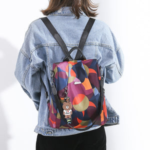 Oxford Anti-thief Backpack