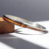Koa Wood Bangle