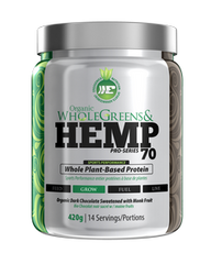 Ergogenics Nutrition Hemp + Greens