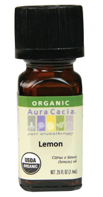 Lemon Organic Essential Oil