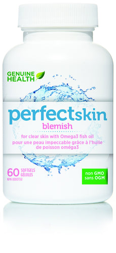perfect skin blemish (formerly perfect skin) softgels