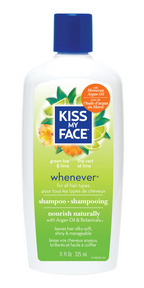 Whenever Shampoo (Frequent Use)