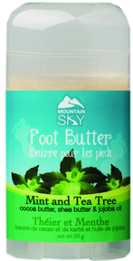 Tea Tree & Mint Foot Butter