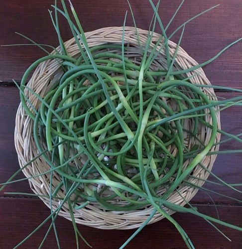 Frozen Organic Garlic Scapes