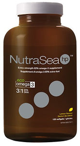 NutraSea hp / (Lemon) 120 softgels
