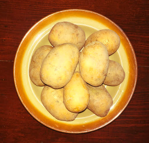 Organic Yukon Gem Potatoes