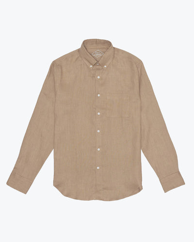 Men's Playa Shirt / Chai