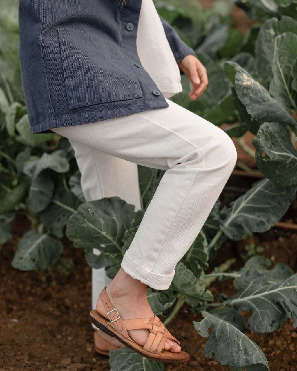 Women's Cham Pants / Salt