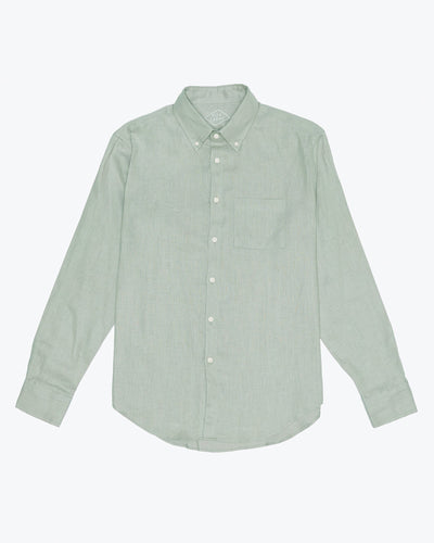 Men's Playa Shirt / Moss