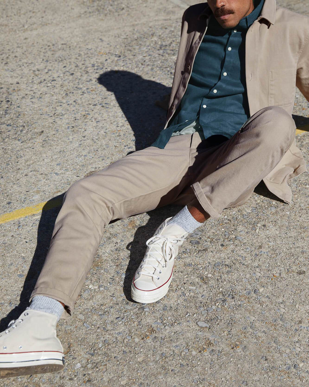 Men's Cham Pants / Sand