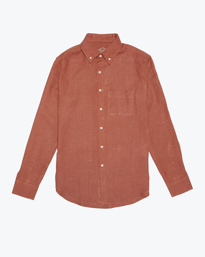 Men's Playa Shirt / Sequoia