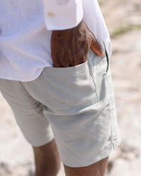Men's Bo Shorts / Steel