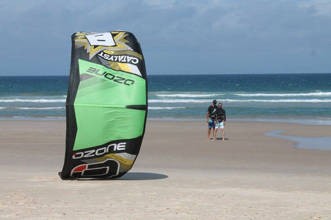 Beginner Kitesurfing Lessons Byron Bay