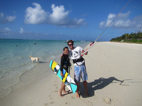 TWO KITESURFING LESSONS