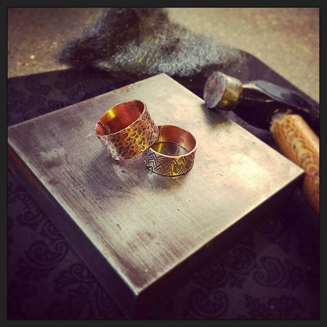 Make a Ring Workshop - January 12, 6 - 9pm