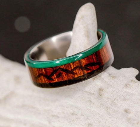 Custom Ring Order for Kelly Rodriguez - JF