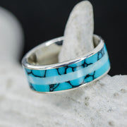 Turquoise and Larimar Channel