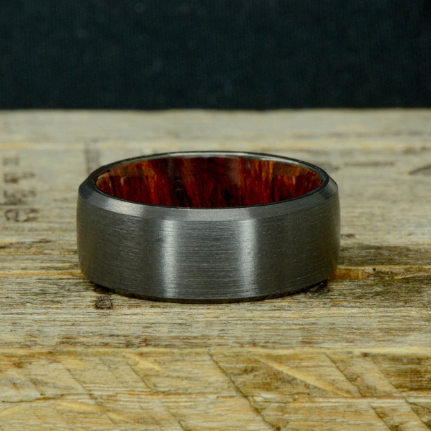 Metal with Ironwood Inside ***
