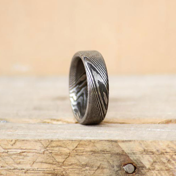 Damascus Steel 8mm