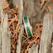 Antler, Malachite, & Metal Pinstripes