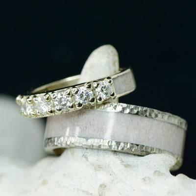 Diamonds, Antler, Hammered Band