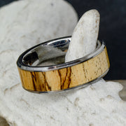 Maple Wood in Tungsten or Ceramic Channel