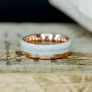 Rose Gold, Larimar, & Antler