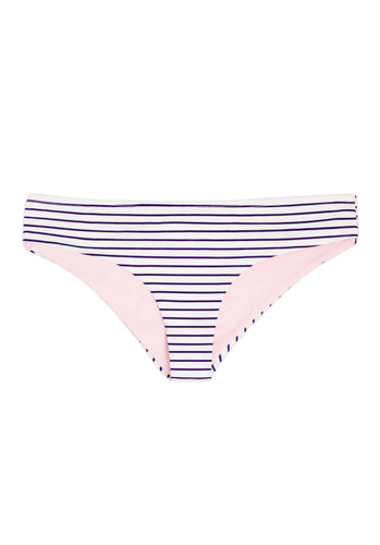 Cheeky Heart Bottom • Nautical
