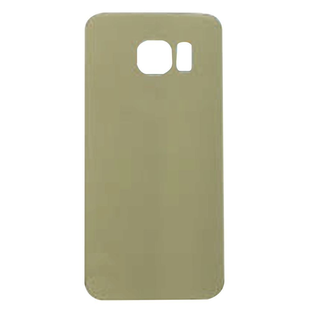 Rear Battery Cover for Samsung Galaxy S6 Edge - Gold Platinum