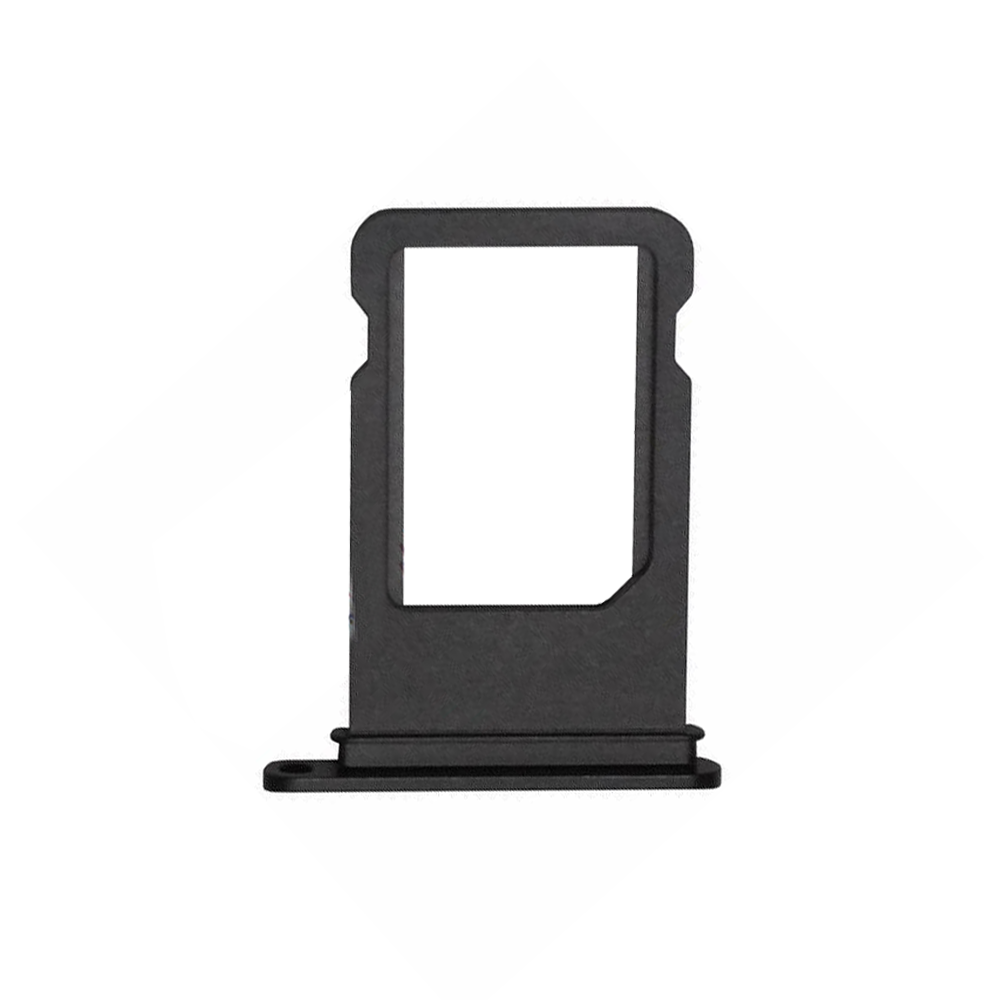 Sim Card Tray for iPhone 6 plus - Black - (OEM)