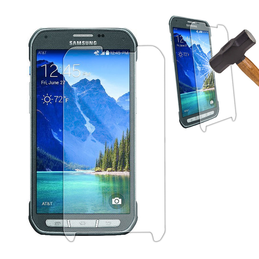 Samsung S5 Active Tempered Glass Screen Protector