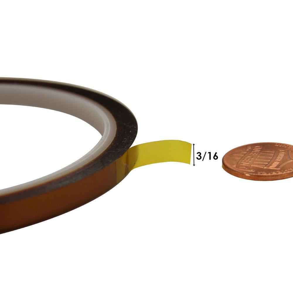 5mm Heat Resistant Kapton Tape