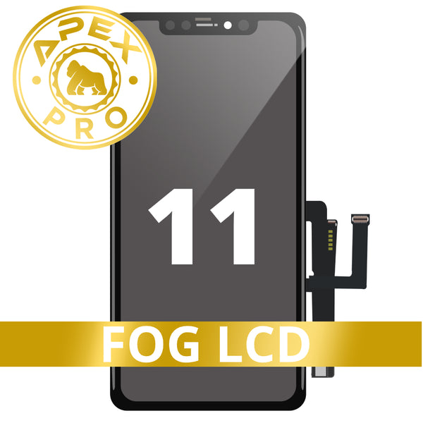 LCD and Touch Screen Digitizer for iPhone 11 - (APEX Pro)