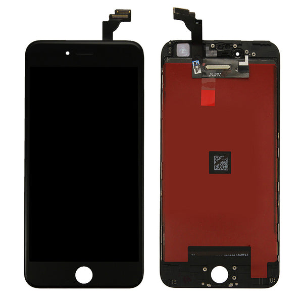 LCD and Touch Screen Digitizer for iPhone 6 Plus - Black (FOG/Premium)